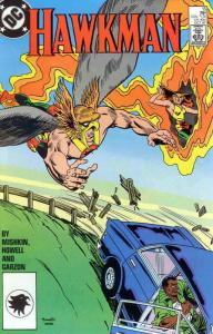 Hawkman (2nd Series) #15 VF/NM; DC | save on shipping - details inside
