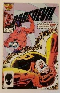 Daredevil #237 (1986) Context! NM+ 9.6 Klaw Cover