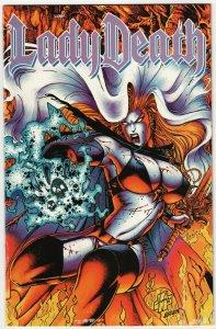 Lady Death #3 (Chaos, 1994) FN