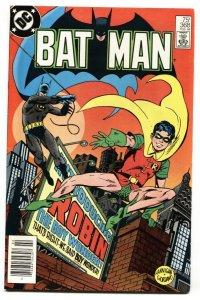 Batman #368 JASON TODD becomes ROBIN-NEWSSTAND VARIANT 1984