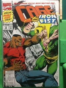Cage #12 Iron Fist