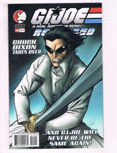 G.I Joe A Real American Hero Reloaded #10 VF DDP Comics Comic Book Dixon DE17