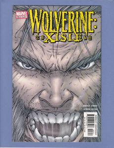 Wolverine Xisle #3 FN/VF