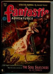Fantastic Adventures-Pulp-5/1952-Lee Francis-Guy Archette
