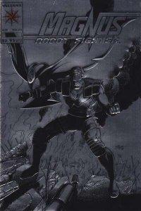 Magnus Robot Fighter (1991 series) #25, NM- (Stock photo)
