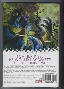 Thanos Rising Hardcover