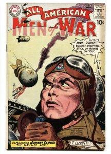 All-American Men Of War #82-1st Johnny Cloud Navajo Ace FN+