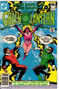 Green Lantern #129 (1960 v2) Jim Starlin Joe Staton Star Sapphire VF