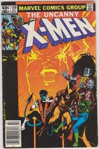 Uncanny X-Men #159