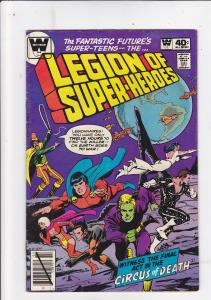 Legion of Super-Heroes #261