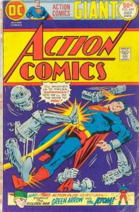 Action Comics #449 VG; DC | low grade comic - save on shipping - details inside