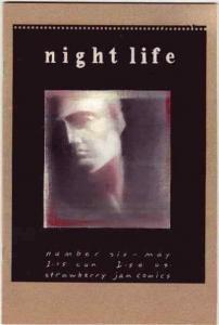 Night Life #6 VF/NM; Strawberry Jam | save on shipping - details inside