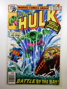The Incredible Hulk #233 (1979) FN