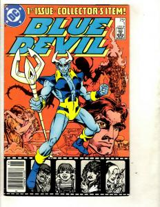 12 Blue Devil DC Comics # 1 2 3 4 5 11 12 13 14 15 16 17  EK4