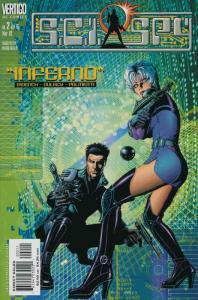 Sci-Spy #2 VF/NM; DC/Vertigo | save on shipping - details inside
