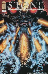 Stone (Vol. 2) #4 VF/NM; Image | save on shipping - details inside