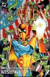 Doctor Fate (1988 series) #39, NM- (Stock photo)