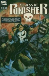 Classic Punisher #1, NM + (Stock photo)
