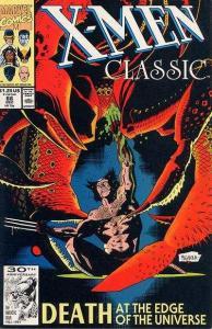 X-Men Classic #66, NM- (Stock photo)