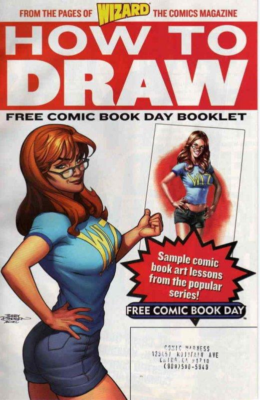 Wizard: The Comics Magazine FCBD #2008 VF; Wizard | save on shipping - details i