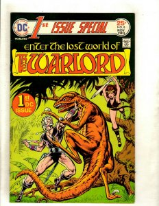 1st Issue Special # 8 VF DC Comic Book 1st Warlord Appearance  RS1