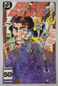 BLUE DEVIL #12, NM-, Demon, DC, 1984 1985, more  in store