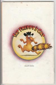 Adventures of Fat Freddy's Cat, The #3 (Jan-77) FN+ Mid-Grade Freddy's Cat, t...