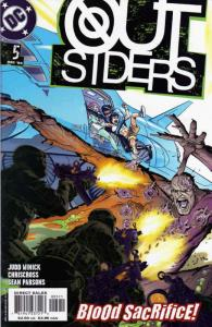 Outsiders (3rd Series) #5 VF/NM; DC | save on shipping - details inside
