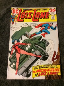 Lois Lane #135 1973 FN/VFN DC Comics Amazing After-Life