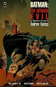 Batman: The Ultimate Evil #2 - NM - vs.A Child Sex Ring