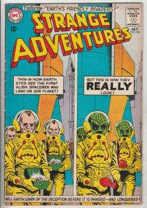 Strange Adventures #154 (Jul-63) VG/FN Mid-Grade