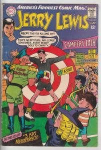 Jerry Lewis, the Adventures of #102 (Oct-67) VG Affordable-Grade Jerry Lewis