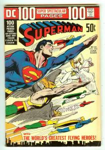 Superman 252   DC 100 Page Super Spectacular #13   Neal Adams cover