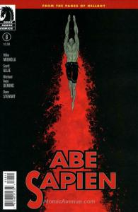 Abe Sapien: Dark and Terrible #8 VF/NM; Dark Horse | save on shipping - details