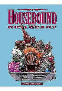 Housebound With Rick Geary #1 VF/NM; Fantagraphics | save on shipping - details