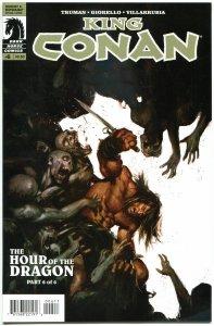 KING CONAN Hour of the Dragon #6, NM, Truman, Giorello, 2013,more Conan in store