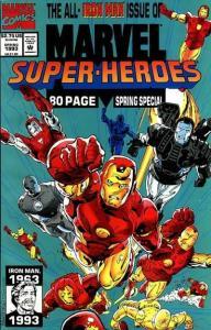 Marvel Super-Heroes (1990 series) #13, NM- (Stock photo)