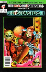 Ghostbusters II #3 (Newsstand) FN; Now | save on shipping - details inside