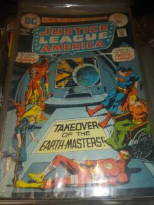 Justice league of America.  #118. Near mint condition