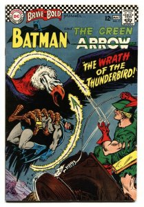 BRAVE AND THE BOLD  #71 1970-DC-BATMAN-GREEN ARROW-VF-