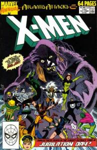 X-Men (1963 series) Annual #13, VF+ (Stock photo)