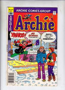 Archie #279 (Apr-79) VF High-Grade Archie