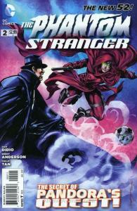 Phantom Stranger (3rd Series) #2 VF/NM; DC | save on shipping - details inside
