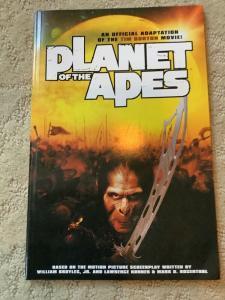 Planet of the Apes 2001 Prestige Format Movie Adaptation Fabbri Dark Horse v