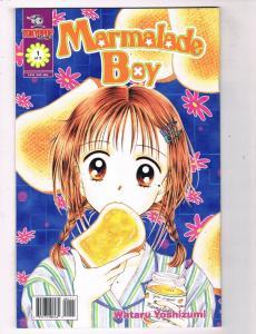 Marmalade Boy #1 VF/NM Tokyo Pop Manga Comic Book Yoshizumi DE48