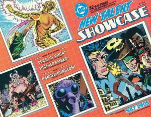 New Talent Showcase #2 VF/NM; DC | save on shipping - details inside