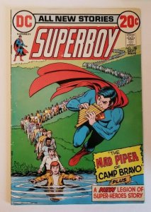 Superboy #190 (1972) The Curse of the Hangman's Noose! VG/FN 5.0
