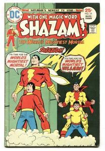 SHAZAM #19-1975 First appearance Zazzo Plus-Comic Book