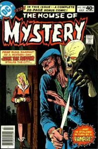 House of Mystery (1951 series) #282, VG+ (Stock photo)