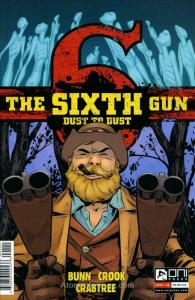 Sixth Gun, The: Dust To Dust #1 VF/NM; Oni Press | save on shipping - details in